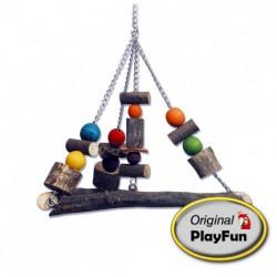 Pyramid XL Papegaaienschommel